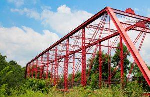 Historic Bridge Park in Battle Creek, MI